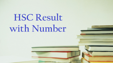 HSC Result with Number Checking Process
