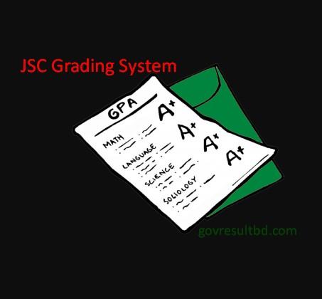 JSC Grading System