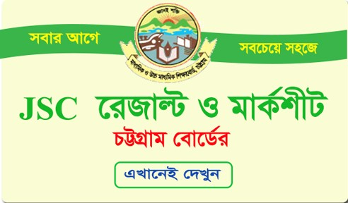 Chittagong board JSC Result