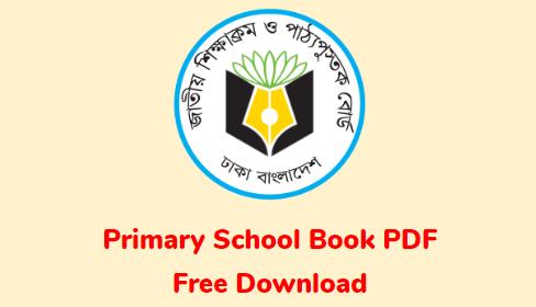 PDF File of Primary School All Class Book