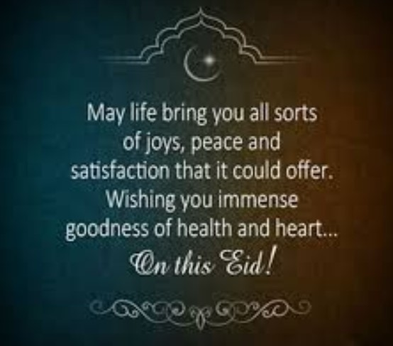 Latest Eid Wishes 2019 4