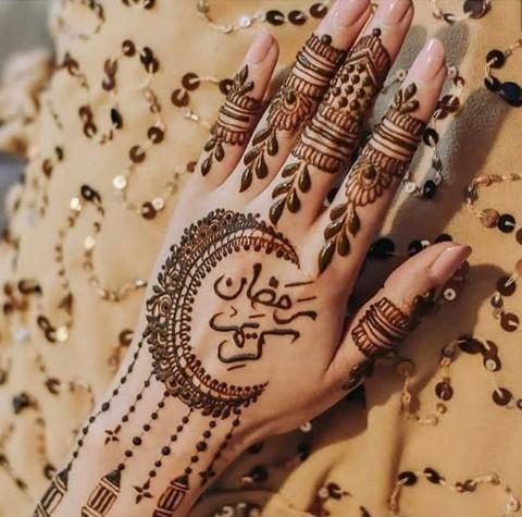 Eid al-Fitr 2020 mehndi designs