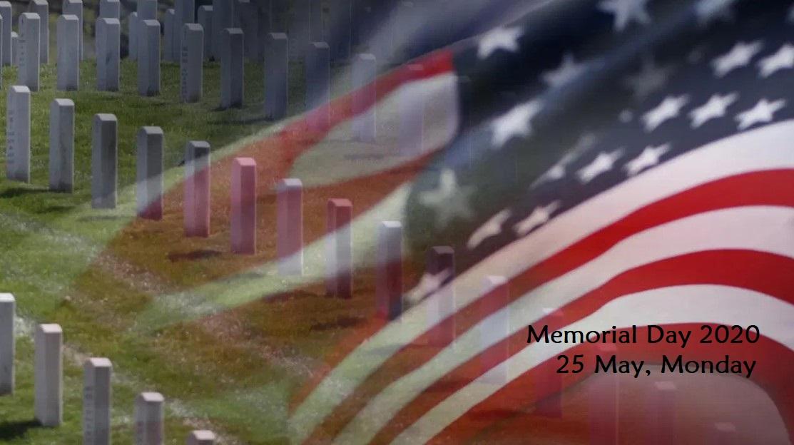Memorial Day 2020 HD Wallpaper