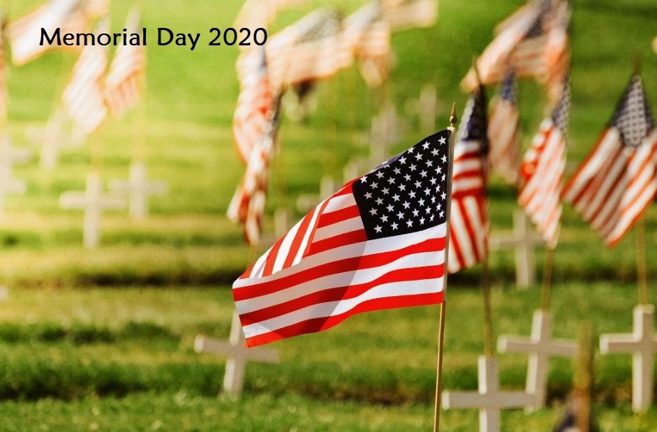 Memorial Day 2020 Image Download