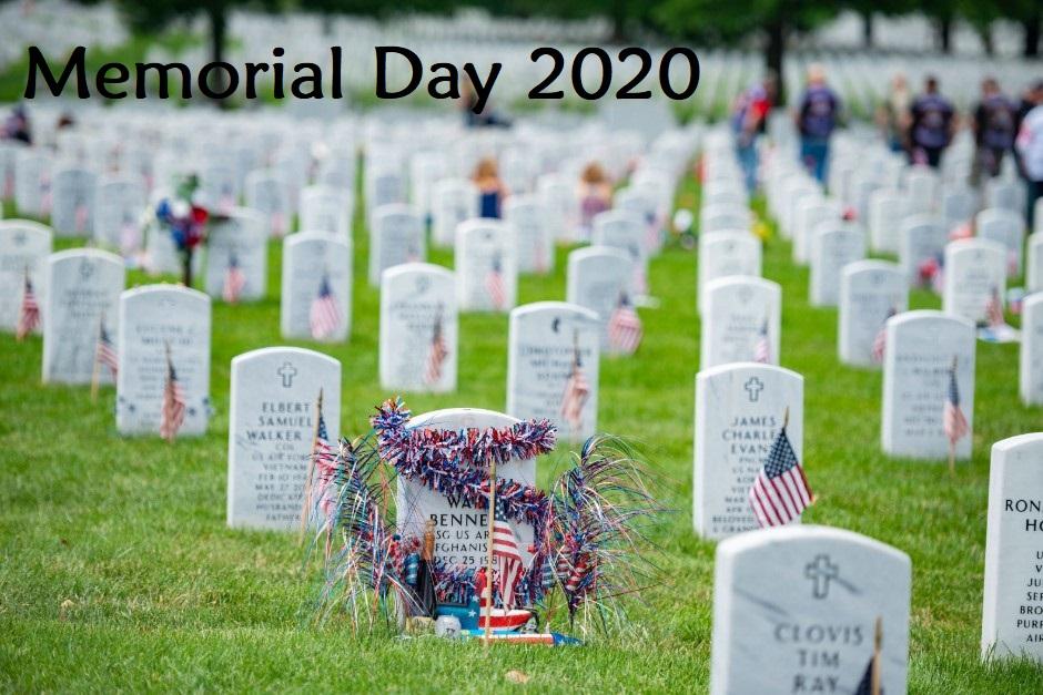 Memorial Day 2020 Photo
