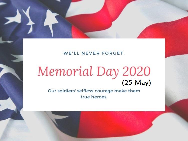 Memorial Day Image 2020