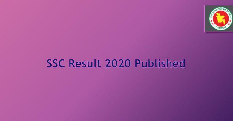 SSC Result 2020 Published