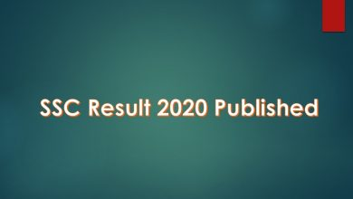 SSC Result 2020 Published with Marksheet