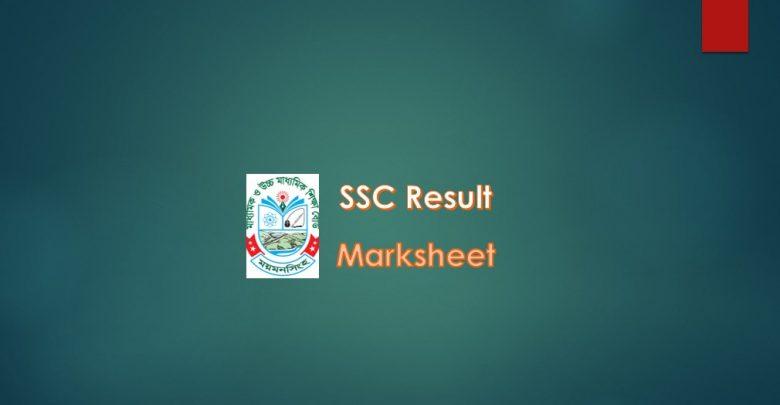 SSC Result Mymensingh Board