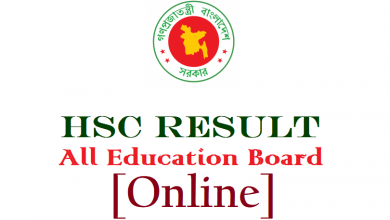 HSC Result by Online