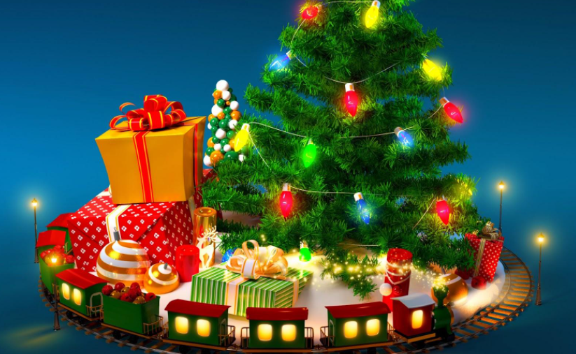 Happy Christmas Day HD Images 2