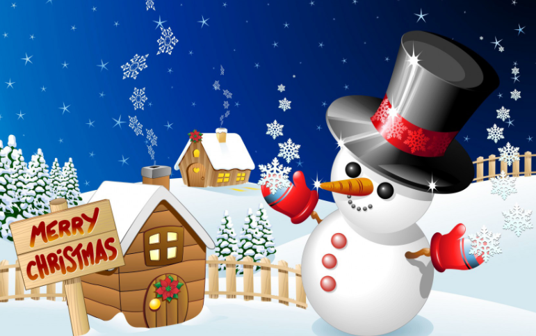 Happy Christmas Day HD Images 4