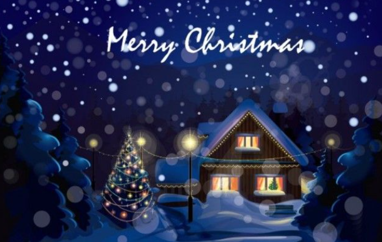 Happy Christmas Day HD Images
