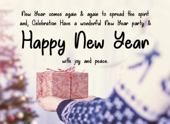 New Year Wishes Image 3