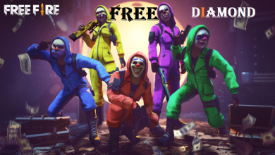 Free fire free Diamond