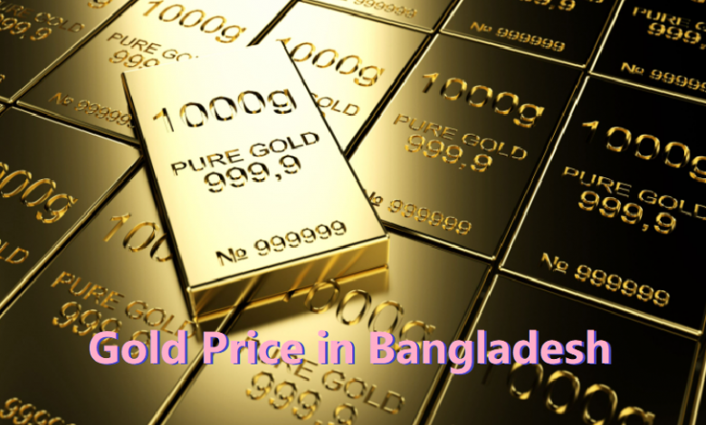 Gold Price in Bangladesh