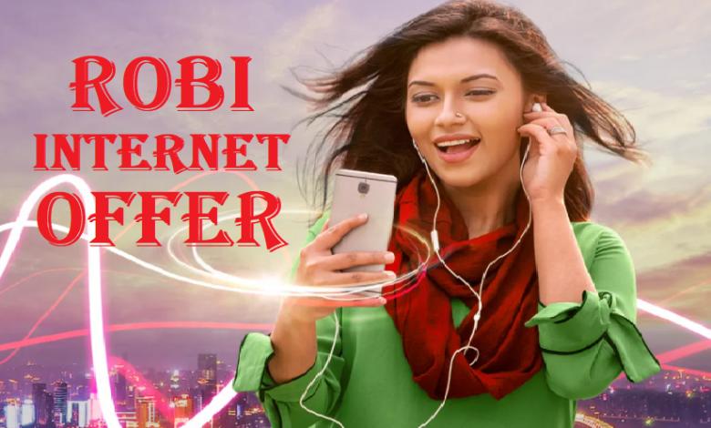 Robi Internet Offer