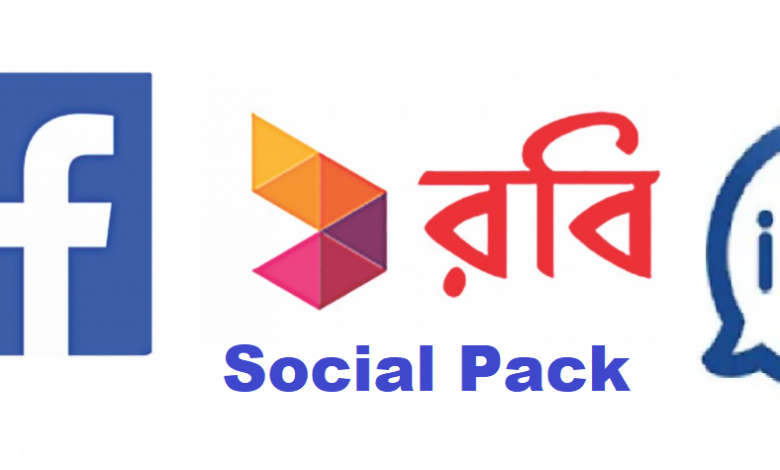 Robi Social Pack