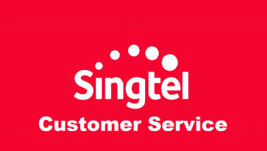 Singtel Customer Service