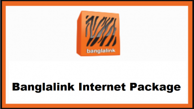 Banglalink Internet Package