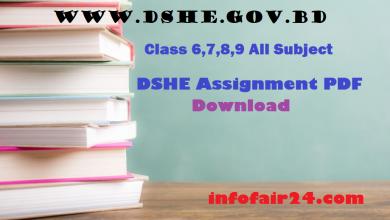 www.dshe.gov.bd
