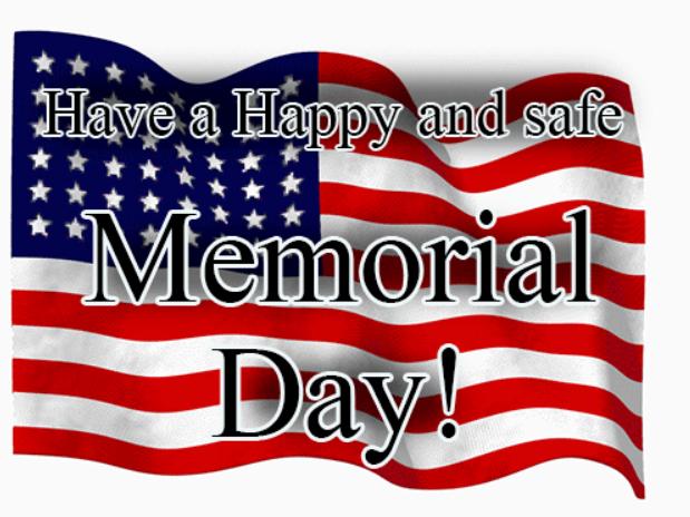 Happy Memorial Day 3