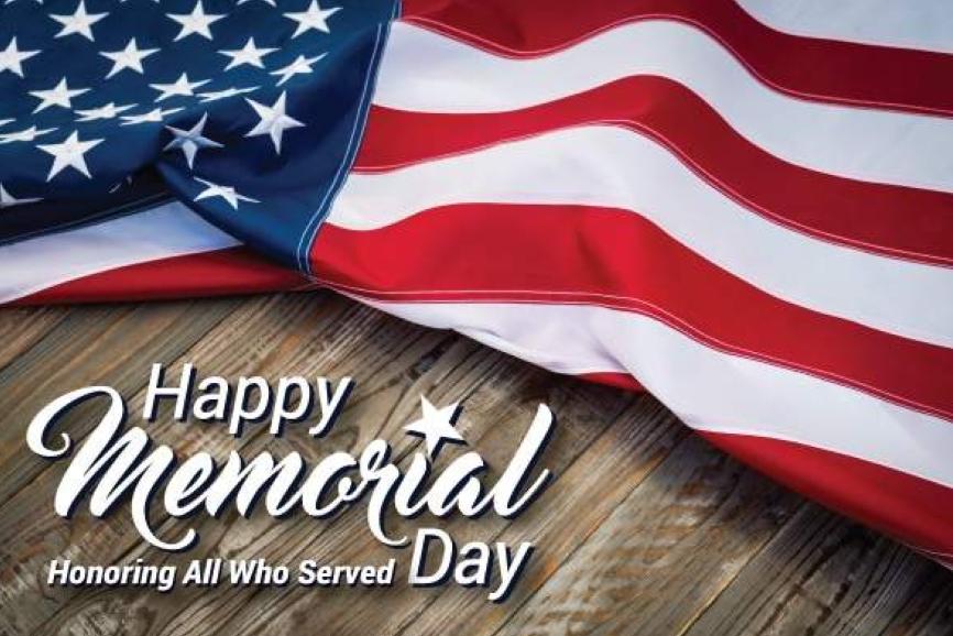 Happy Memorial Day 5