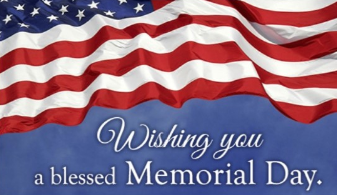 Memorial Day 2021 Wishes
