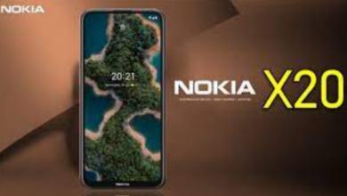Nokia X20 Pro 5G