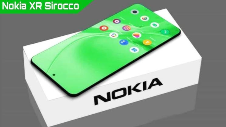 Nokia XR Sirocco