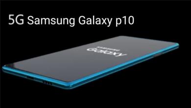 Samsung Galaxy P10 5G