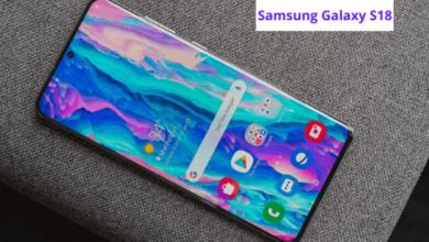Samsung Galaxy S18