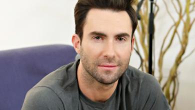 Adam Levine Pic