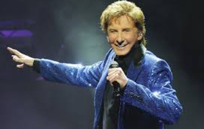 Barry Manilow Pic