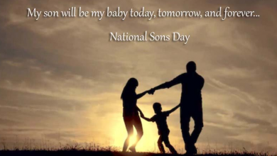 Happy Sons Day 2021