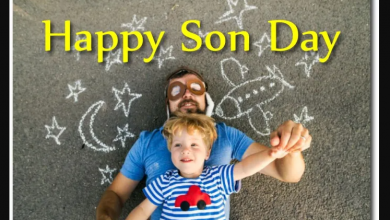 National Sons Day Greetings