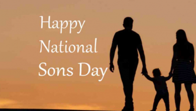National Sons Day Wishes 2021